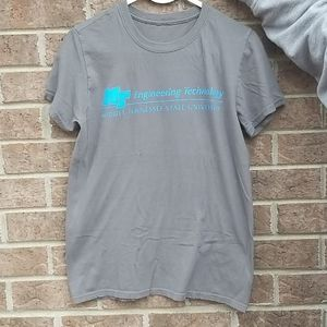 MTSU Engineering Department Tshirt